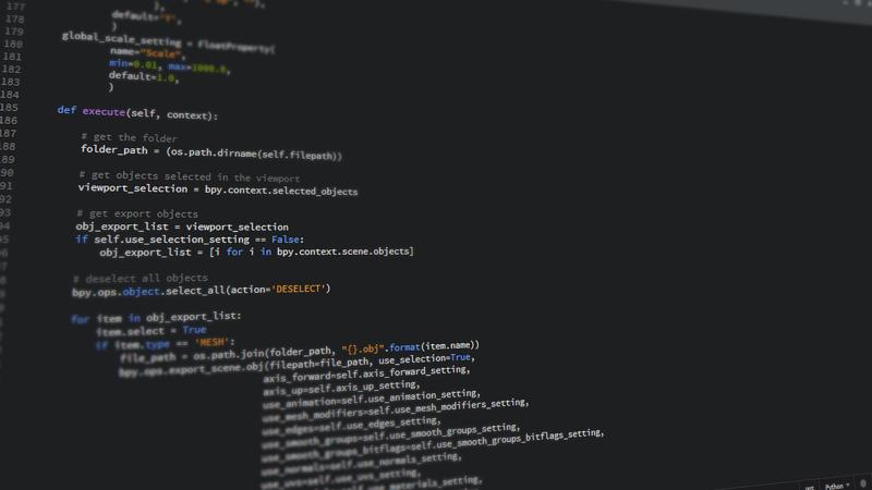 Pythonのソースコード