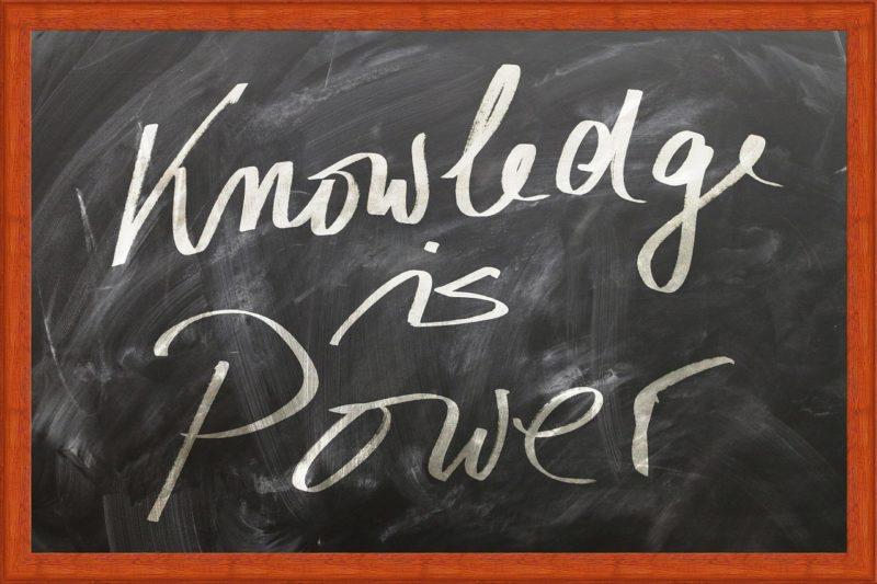 筋トレに必要なのは知識